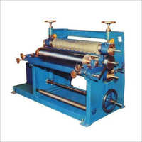MS Paper Corrugating Machine