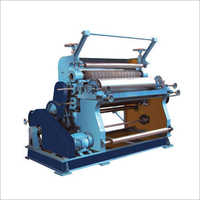 Vertical Paper Corrugation Machine