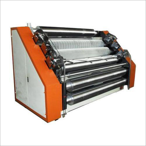 Box Making Corrugating Machine