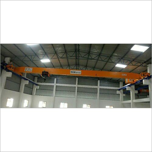 Heavy Duty Single Girder EOT Cranes