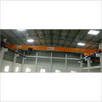 Heavy Duty Single Girder EOT Cranes