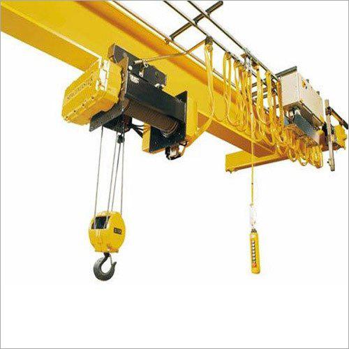 Electric Single Girder EOT Cranes