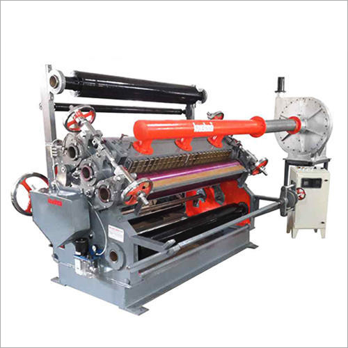 High Speed Corrugated Sheet Pasting Machine