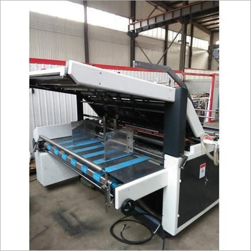 1300 Semi Automatic Flute Lamination Machine
