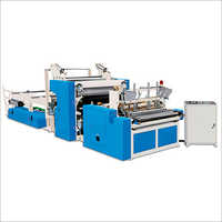 Paper Roll Sheet Cutting Machine