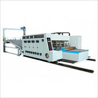 High Speed Automatic Slotting Machine