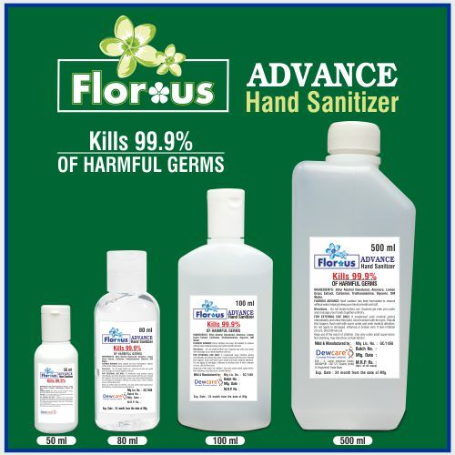 ETHYL ALCOHOL DENATURED+ALOEVERA+LEMON GRASS EXTRACT+CARBOMER+TRIETHANOLAMINE+GLYCERIN+DM WATER