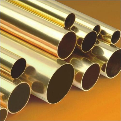Aluminium Brass Round Tubes