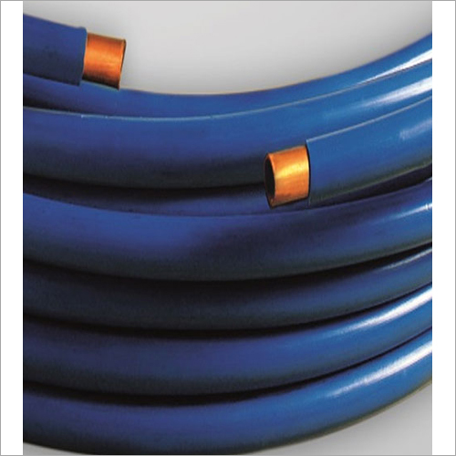 Industrial PVC Coated Copper Tube