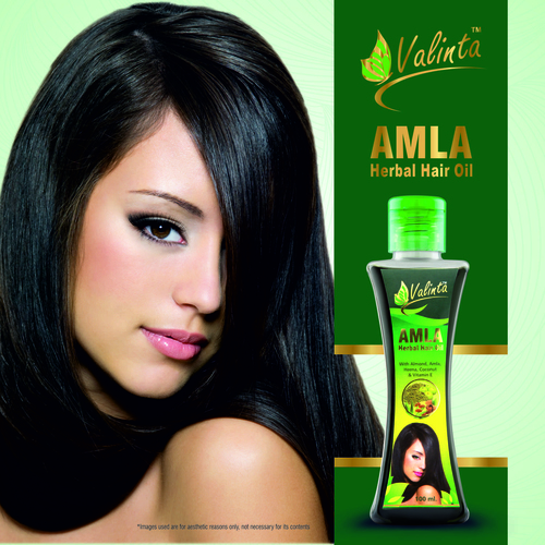 Cosmetic  Valinta Amla Hair Oil