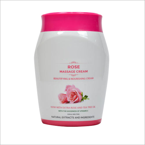 Rose Fairness Massage Cream