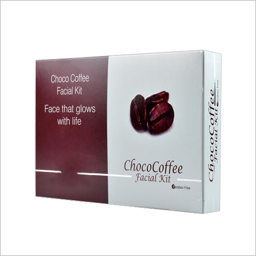 Choco Coffee Facial Kit