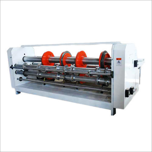 Combined Rotary Creasing Machine