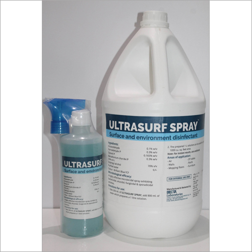 Surface & Environment Disinfectant