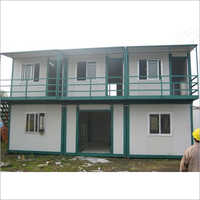 Prefabricated Double Storey Building Structure
