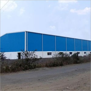 Industrial MS Shed