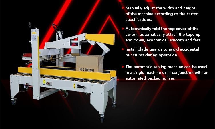 Automatic Carton Case Sealing Machine