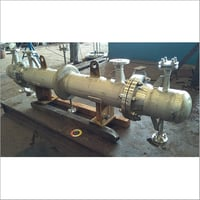 Gmp Model Heat Exchanger With Expansion Bellow