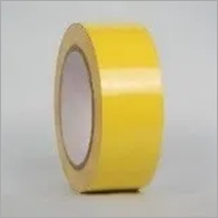 Yellow Polyster Tape