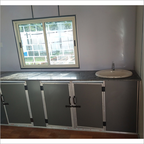 Modular Portable Pantry Cabin