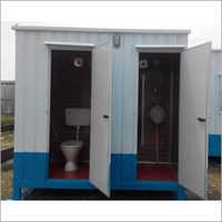 Modular Standard Portable Toilet Cabin