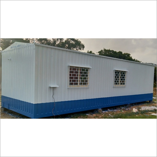 Modular Prefabricated Office Cabin