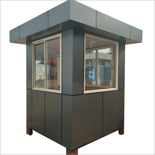 ACP Security Portable Cabin