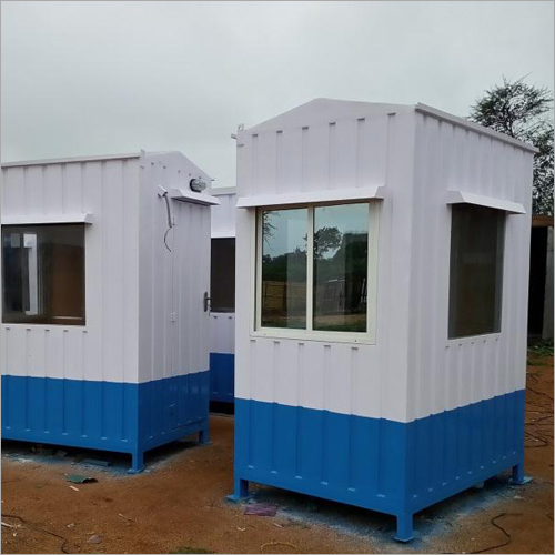 ACP Security Cabin