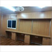 Modular Prefabricated Office Cabin