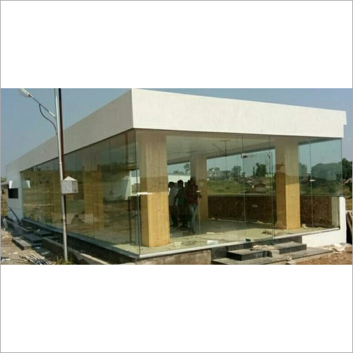 Partition Toughened Glass