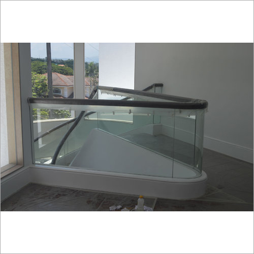Railing Tempered Toughened Glass