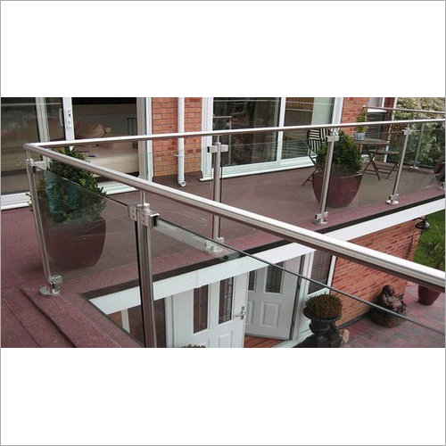 Balcony Railing Toughened Glass