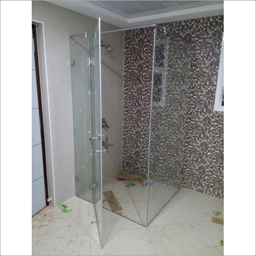 Designer Glass Shower Enclosure