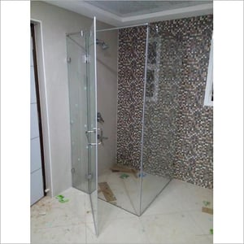 Designer Glass Shower Enclosure
