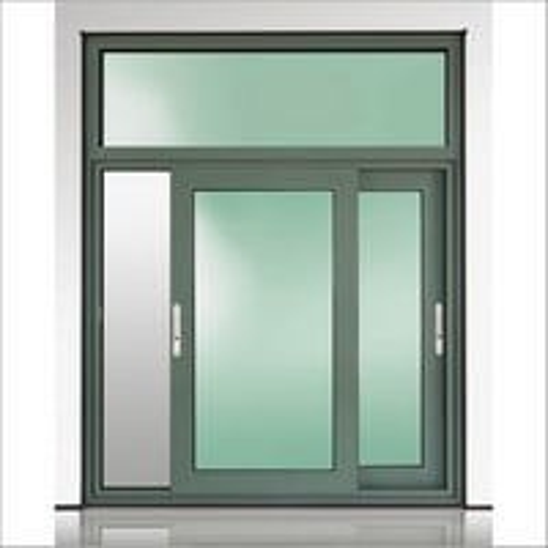 Aluminum Sliding Glass Window