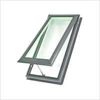Open Up Glass Window