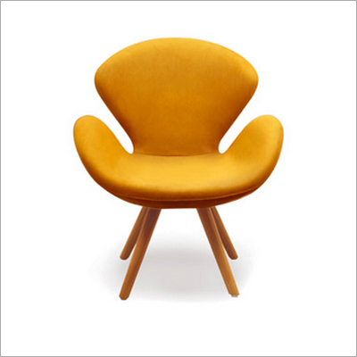 MOLLIS WOOD Lounge Chair