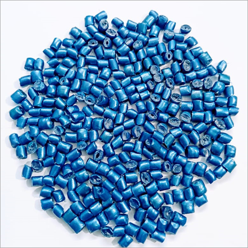 Blue Natural PP Granules