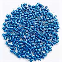 Blue Natural PP Granules