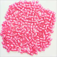 Pink Natural PP Granules