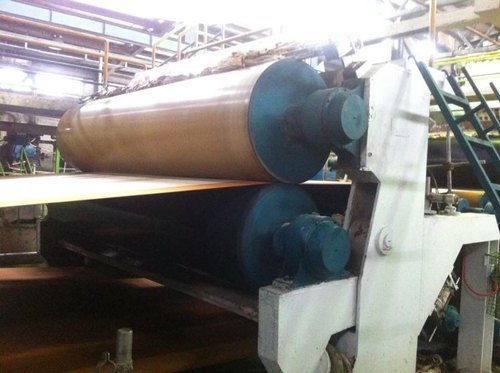 Paper Mill Lamination Rubber Roller