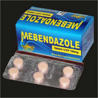 Mebendazole Tablets USP 100mg