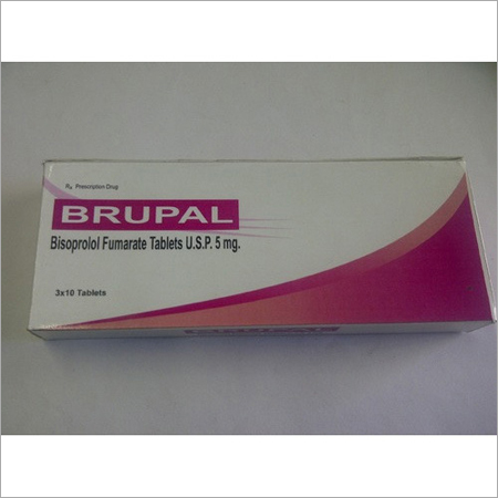 Bisoprolol Fumarate Tablets