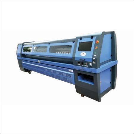 Megajet Konica Printing Machine