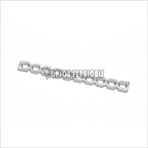 4.5mm DC Hole Reconstruction Bone Plate