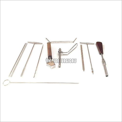 6.5mm Cannulated Instrument Set