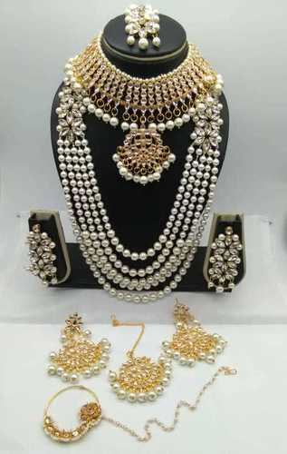 Bridal Combo Necklace Set