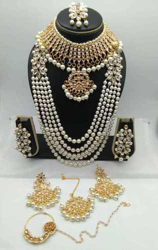 Bridal Combo Necklace Set