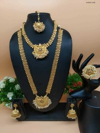 Temple Combo Necklace Set