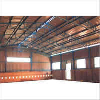 Prefabricated Auditorium Roofing Shed